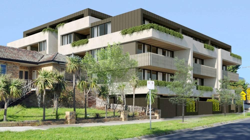 WaterOak Living Apartments