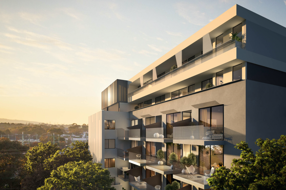 Eight Degrees - New Apartment Living in the heart of Oakleigh